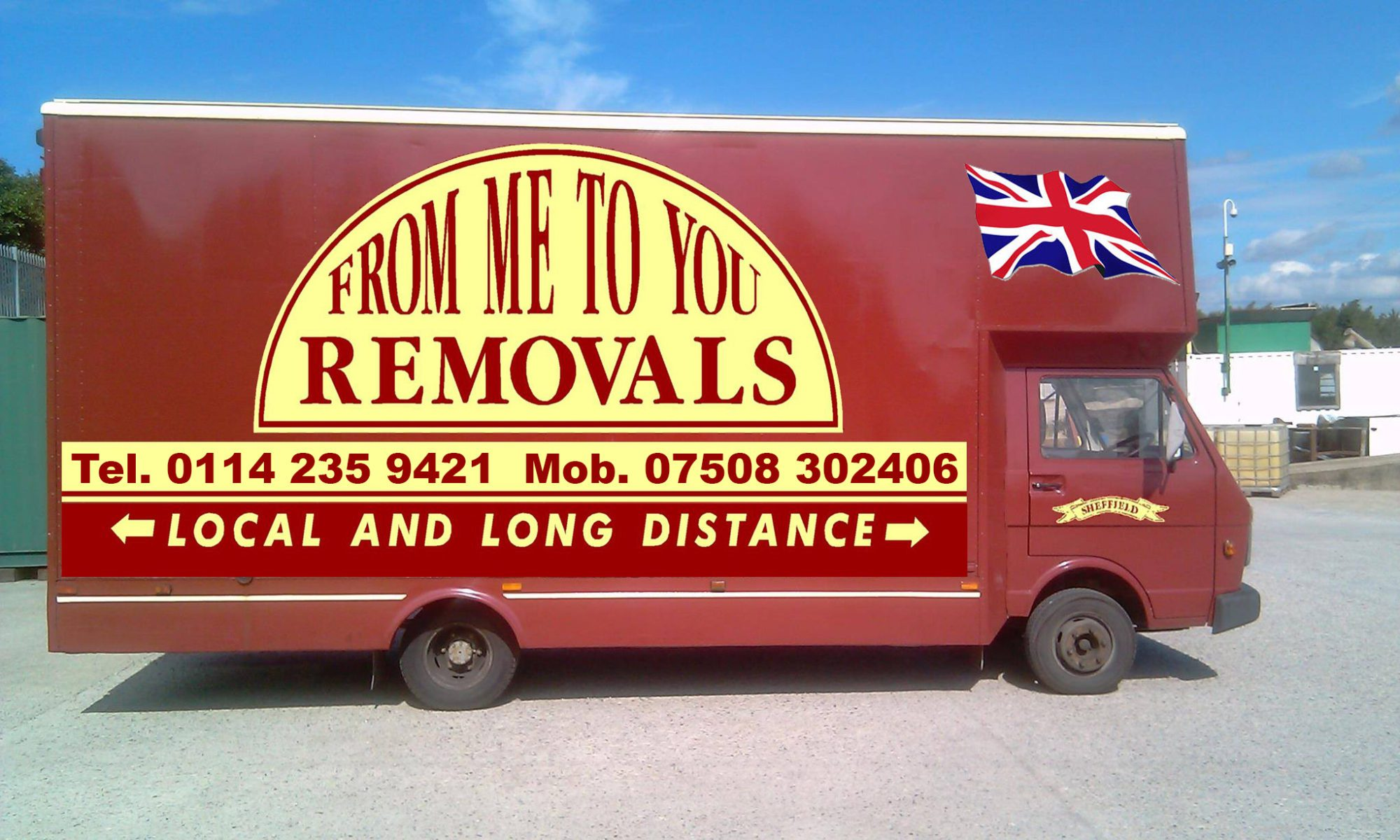 From Me To You Removals